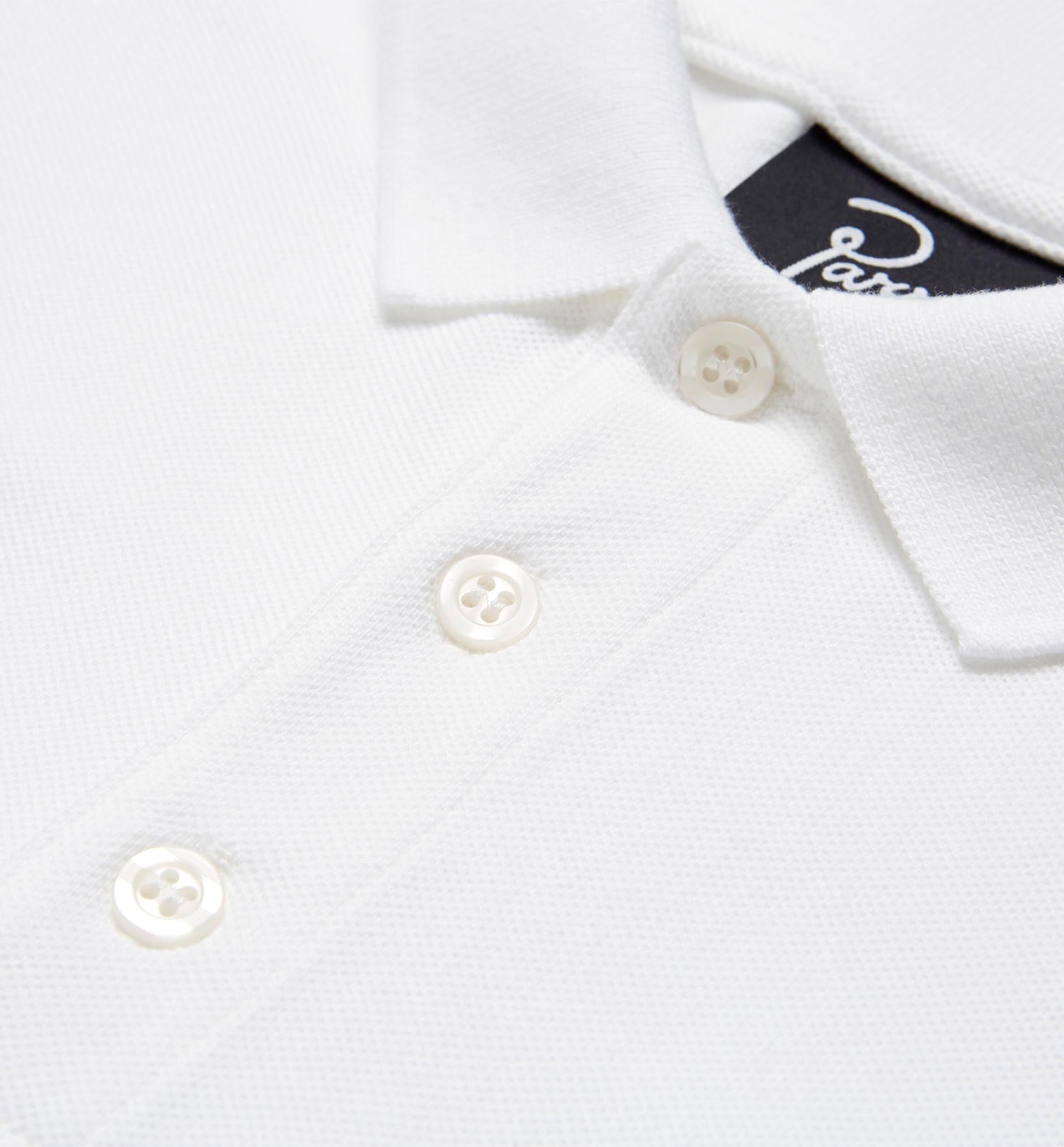 Parra - dogfaced polo shirt