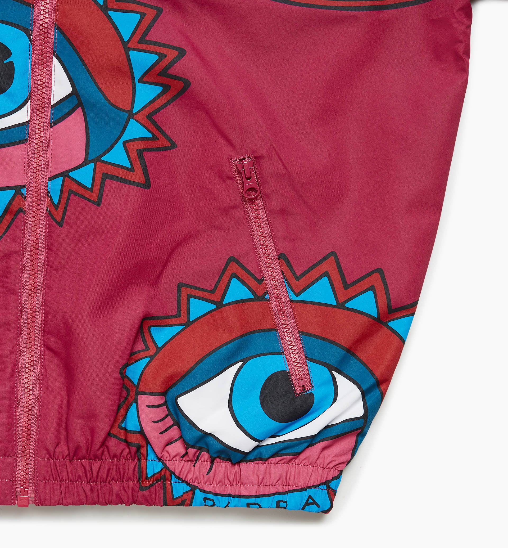 Parra - eyes open track top
