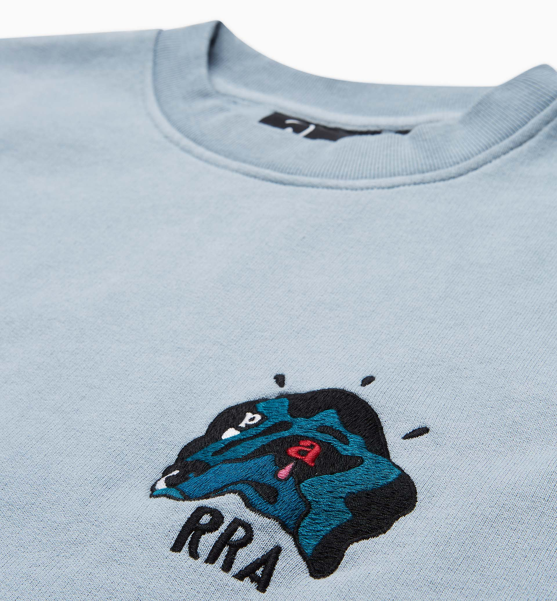 Parra - dogfaced crew neck sweatshirt
