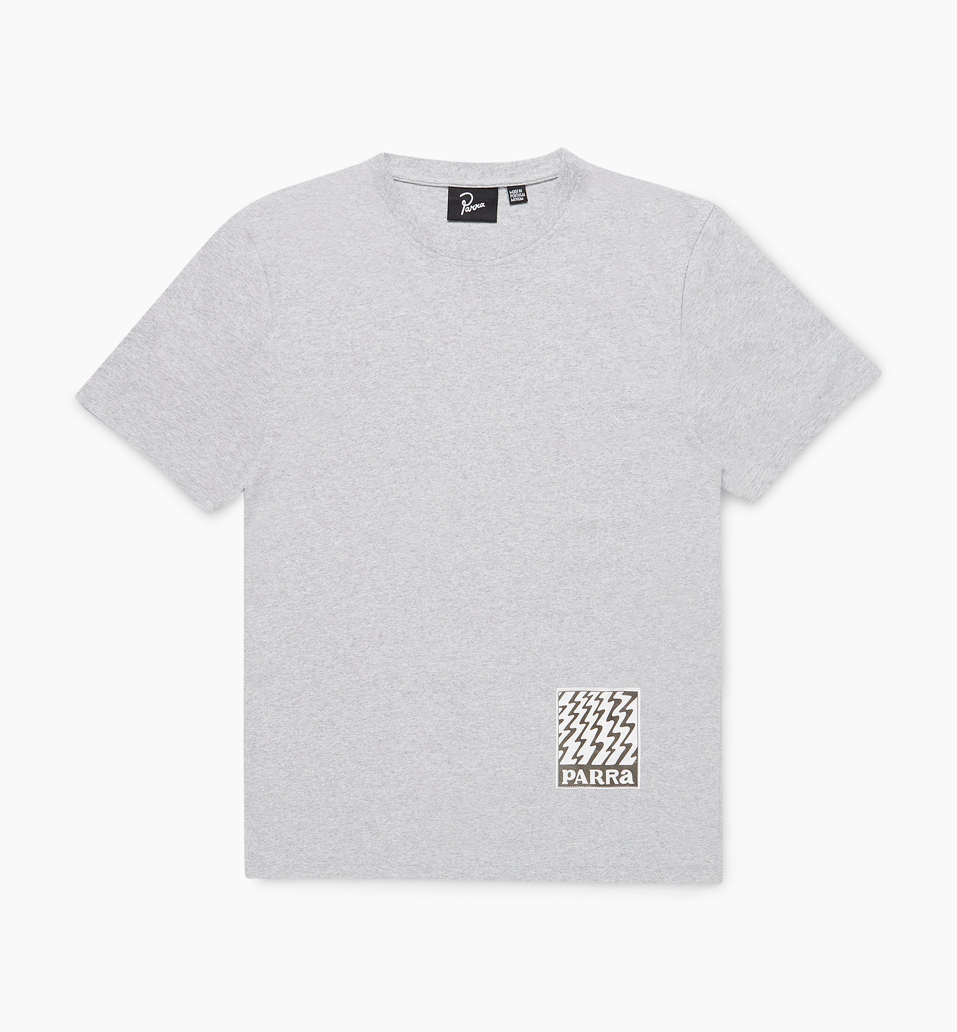Parra - static logo t-shirt