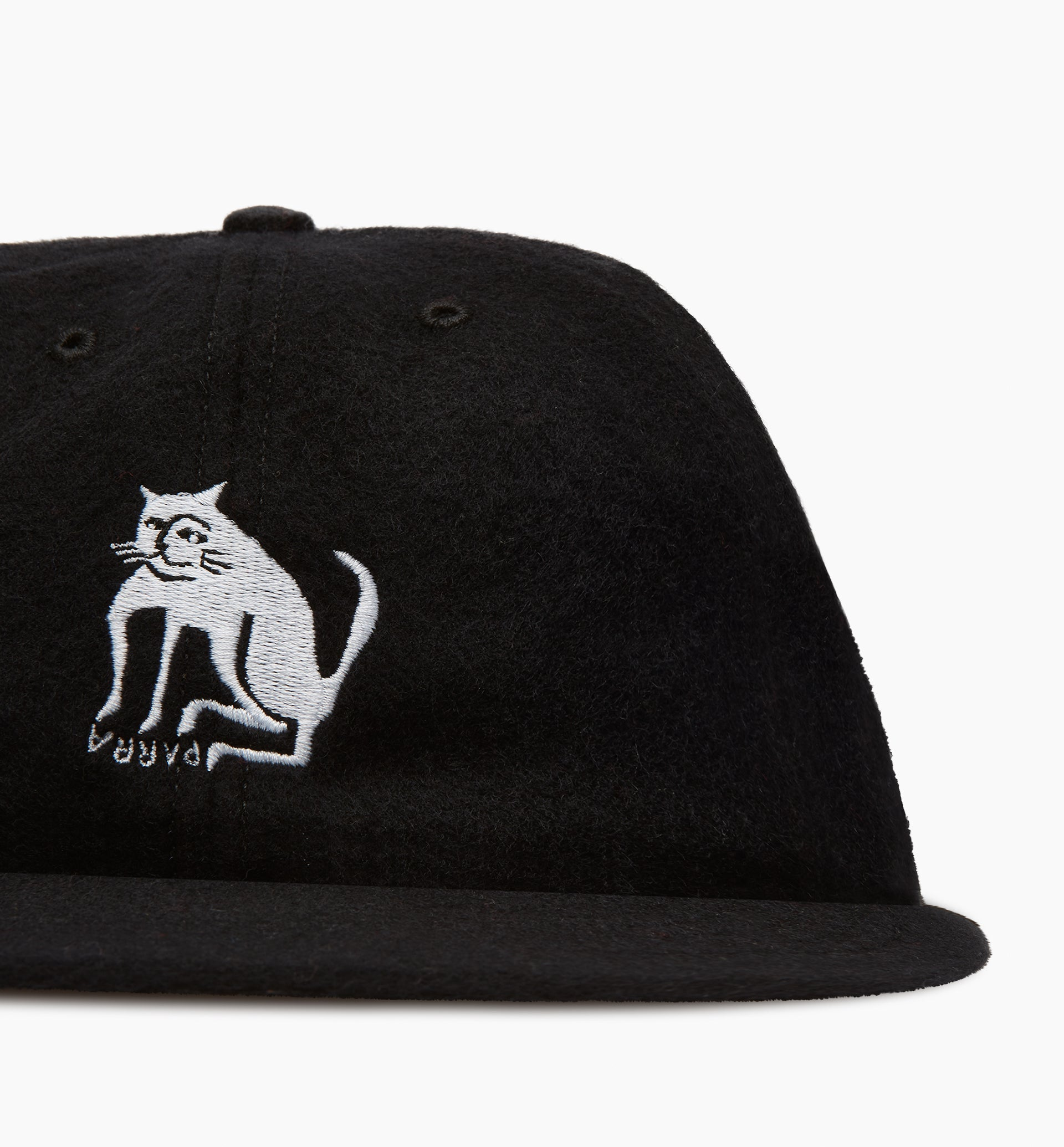 Parra - cat wool 6 panel hat