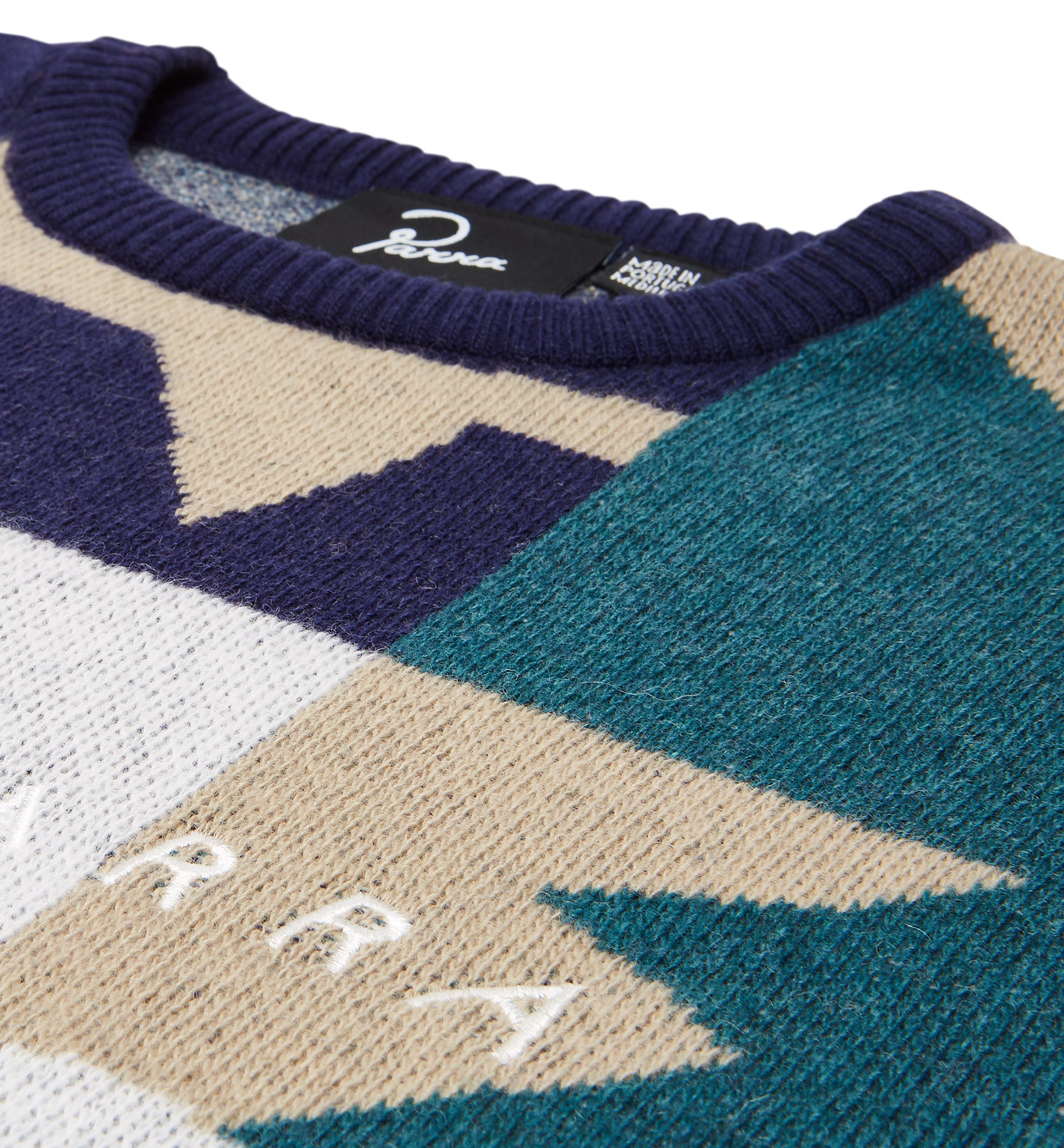 Parra - city planning premium knitted pullover