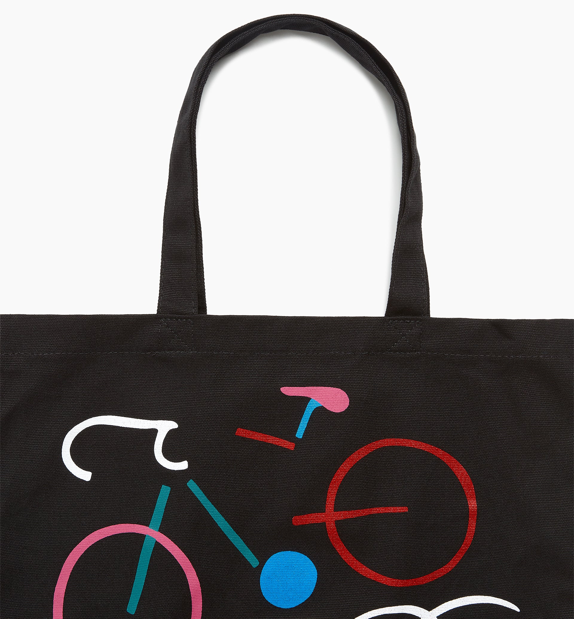Parra - broken bike tote bag