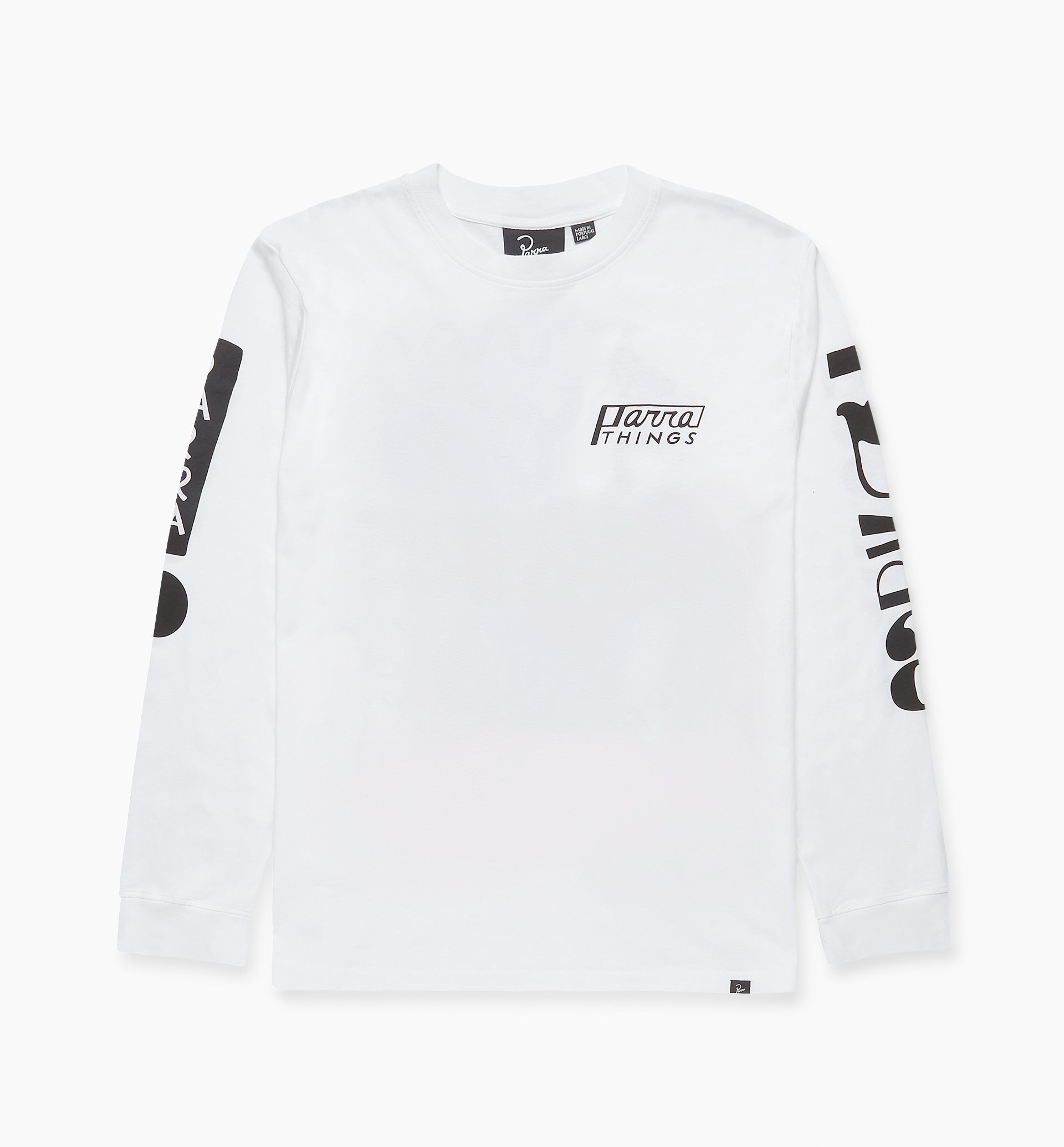 Parra - parra things long sleeve t-shirt