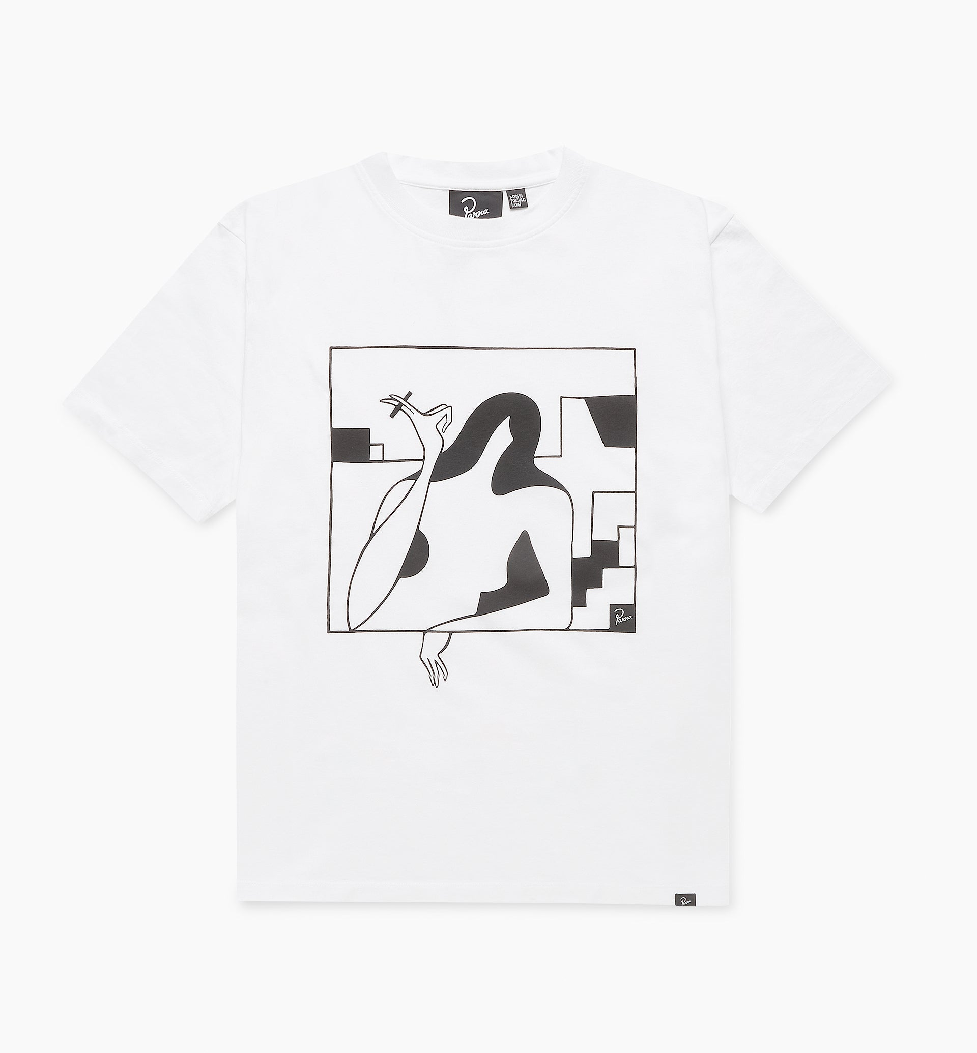 Parra - lockdown t-shirt