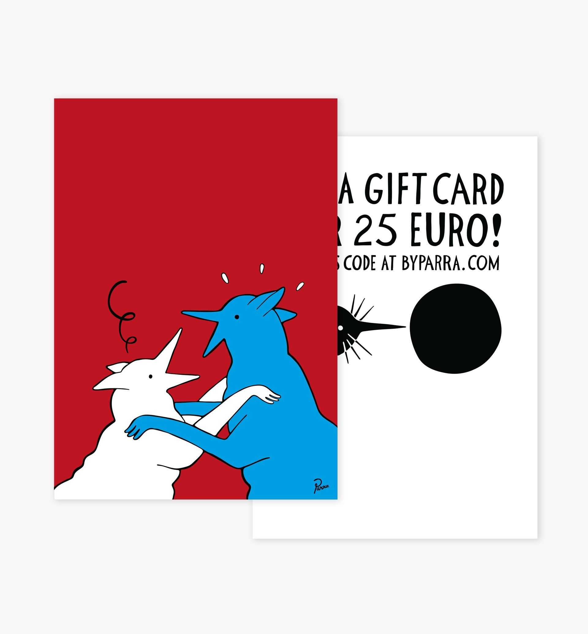 Parra - gift card 25