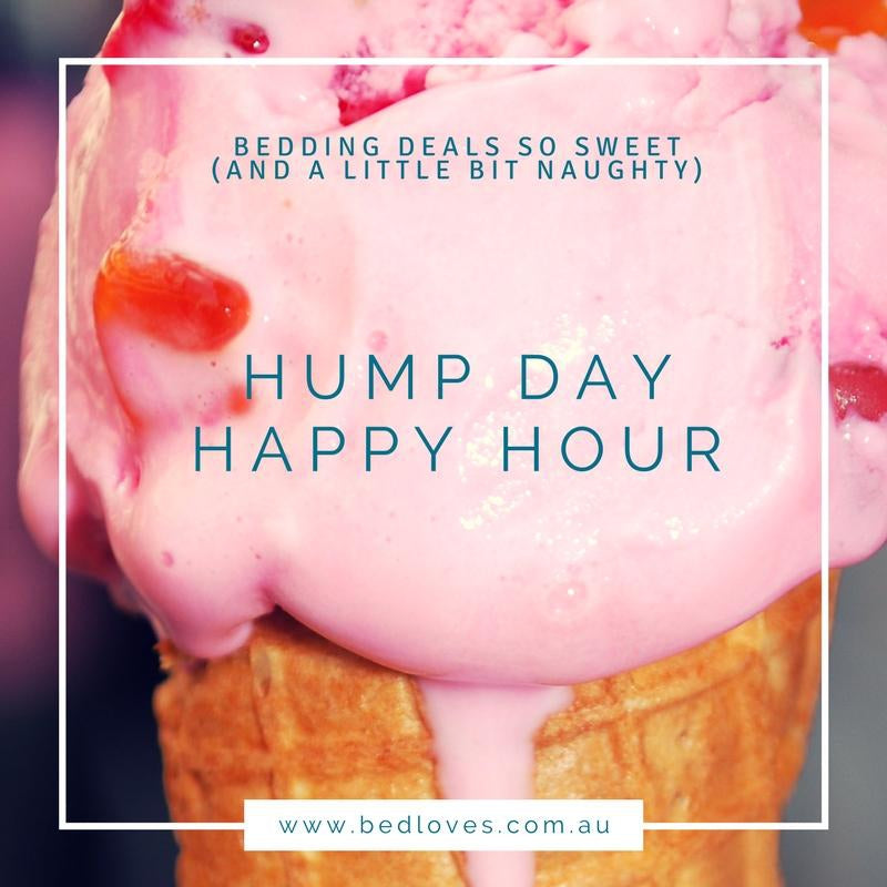 Hump day happy hour