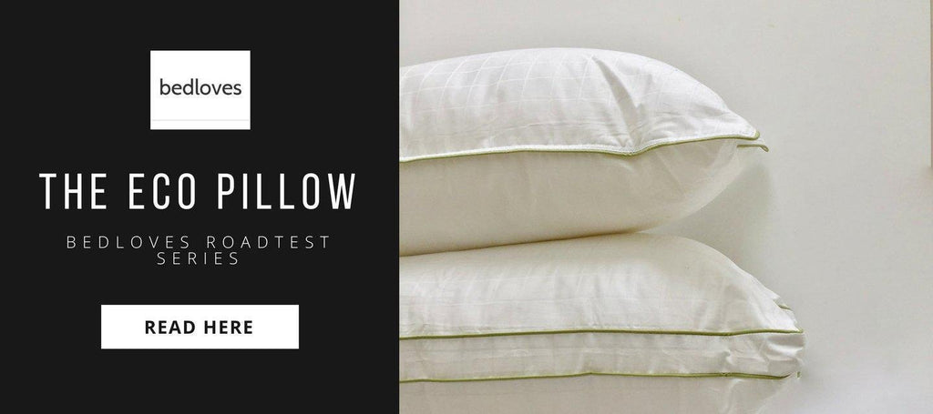 Roadtest series – The Environmentally Friendly Pillow
