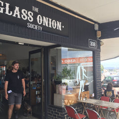 Image: The Glass Onion Society