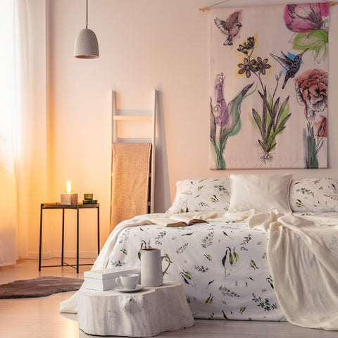 The 9 best ways to make your bedroom more romantic