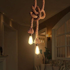 Rope Pendant Lights