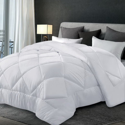 Bamboo Blend Doona Duvet Quilt 400/700/800gsm (Summer/Mid/Winter Season)