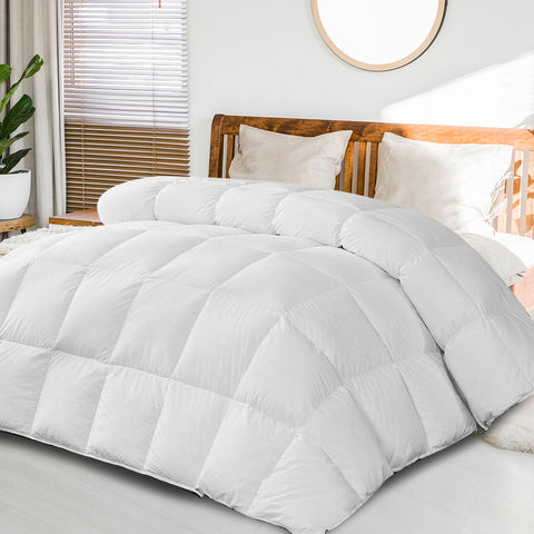 Summer Weight Siliconized Quilt 250GSM (Anti-microbial and Hypoallergenic)
