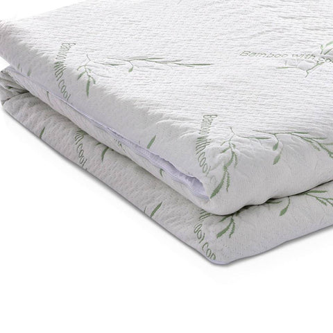 Image of Graphite Gel Mattress Topper 8cm, For Hot Sleepers