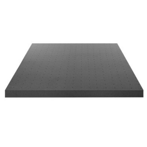 Charcoal Infused Memory Foam Mattress Topper 8cm Thick