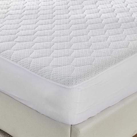 Waterproof Pillowtop Mattress Topper - Bamboo Blend