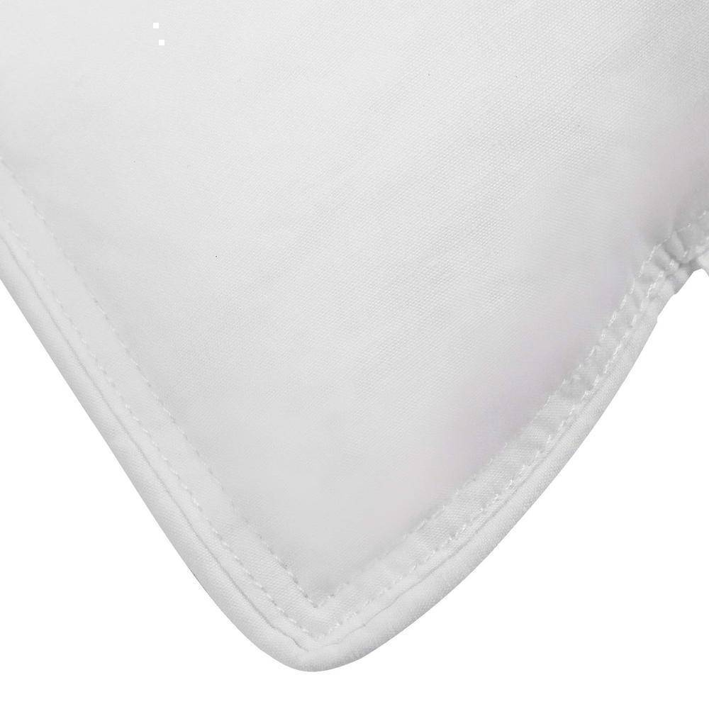 Pillow - Goose Down Filled - x 2-Bedding Pillow-Giselle Bedding-bedloves