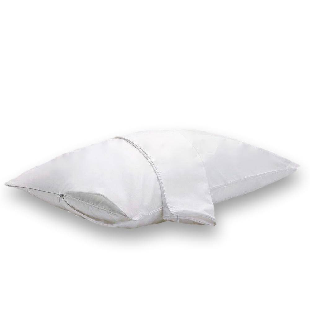 Pillow Protector 2 Pack - Cotton-bedloves-bedloves