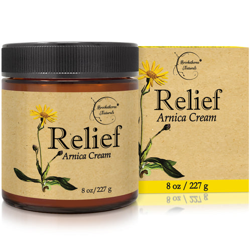 Relief Arnica Cream 8oz