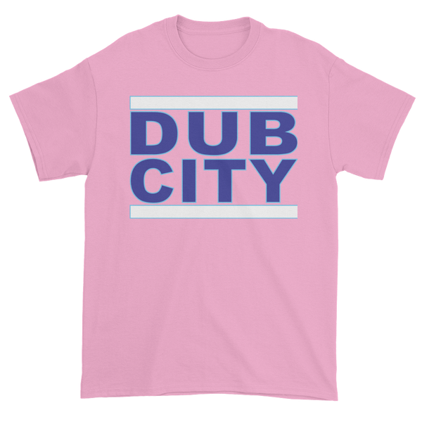 Dub City T-Shirt BLU/WHT