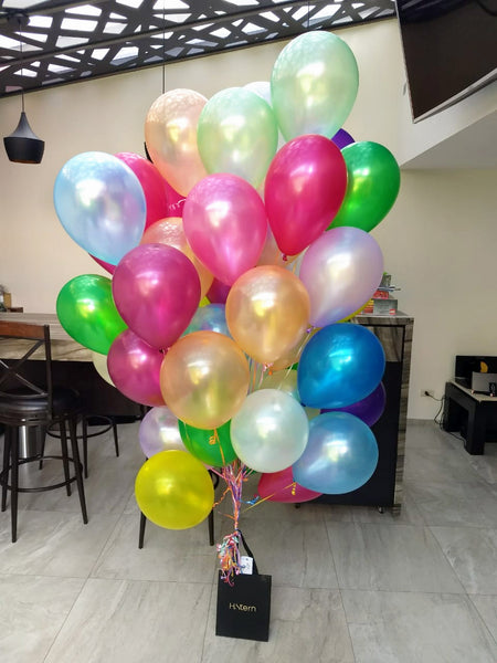 "Bouquet de Globos ""Up"""