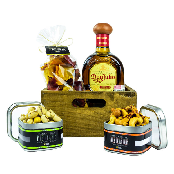 Booze Box (Vodka/Tequila/Whisky)