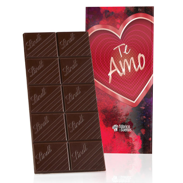 "Barra de Chocolate ""Te Amo"""