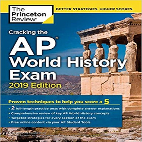 The Princeton Review Cracking the AP World History Exam 2019