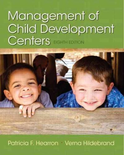 Management of Child Development Centers + Pearson Etext Access Card