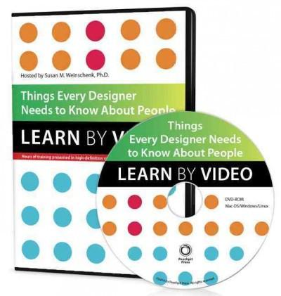 Things Every Designer Needs to Know About People (Learn by Video)