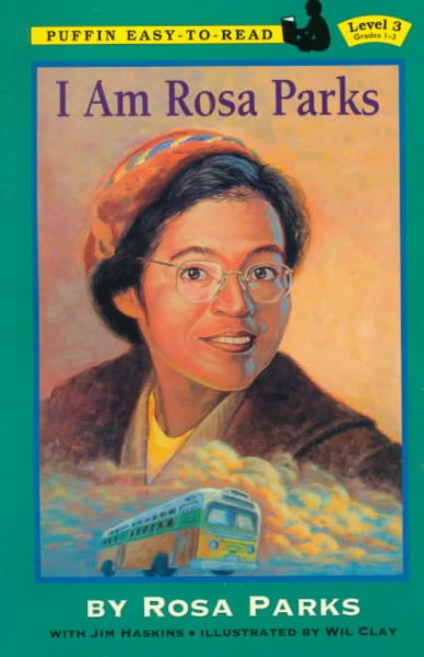 I Am Rosa Parks (Penguin Young Readers. Level 4)