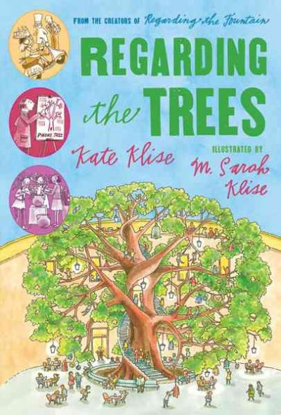 Regarding the Trees: A Splintered Saga Rooted in Secrets (Regarding the...)