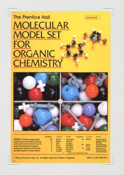 The Prentice Hall Molecular Model Set for Organic Chemistry
