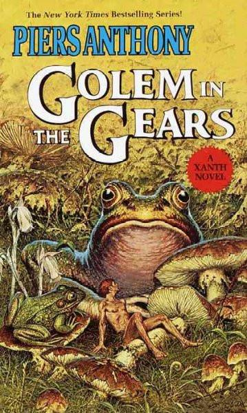 Golem in the Gears (Xanth)