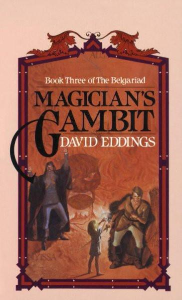 Magician's Gambit (The Belgariad, Book Three)