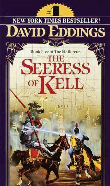 The Seeress of Kell (The Malloreon)
