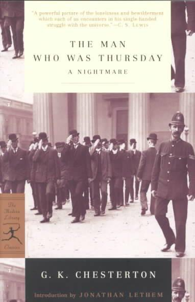 The Man Who Was Thursday: A Nightmare (Modern Library Classics)