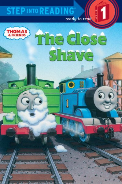 The Close Shave (Step Into Reading. Step 1)