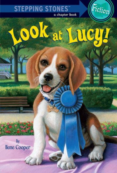 Look at Lucy! (Stepping Stone Book)
