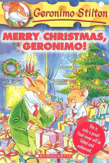 Merry Christmas, Geronimo! (Geronimo Stilton)