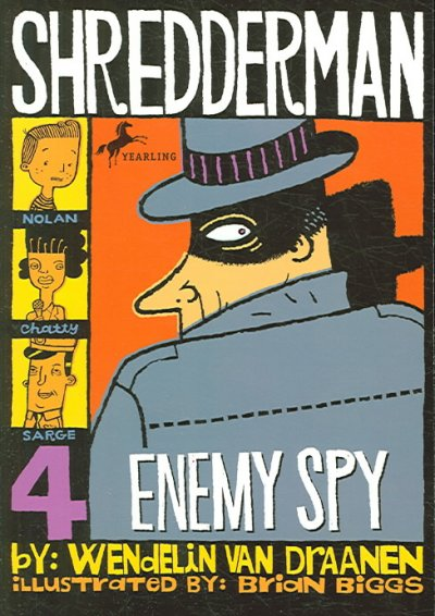 Enemy Spy (Shredderman)
