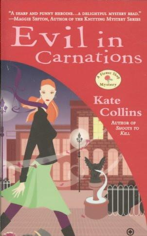 Evil In Carnations (Flower Shop Mysteries)