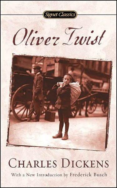 Oliver Twist: Or, The Parrish Boys Progress (Signet Classics)