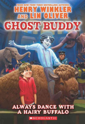 Always Dance With a Hairy Buffalo (Ghost Buddy)