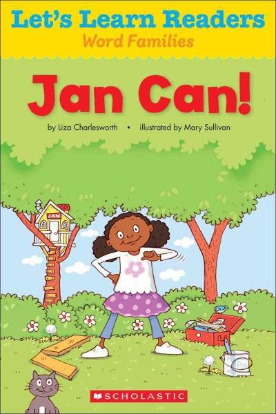 Jan Can! (Let's Learn Readers)