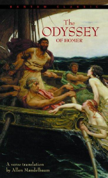 The Odyssey of Homer: A New Verse Translation