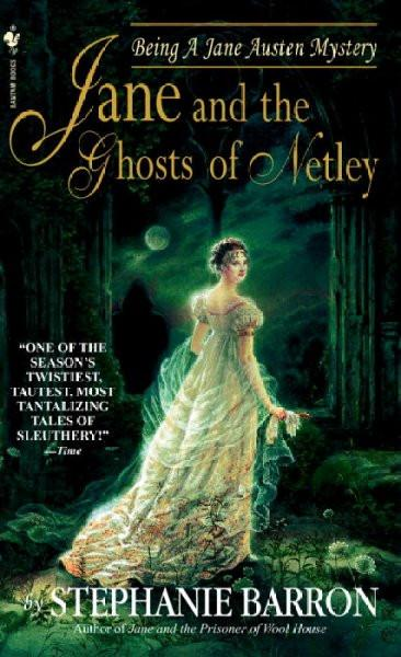 Jane and the Ghosts of Netley: Being a Jane Austen Mystery