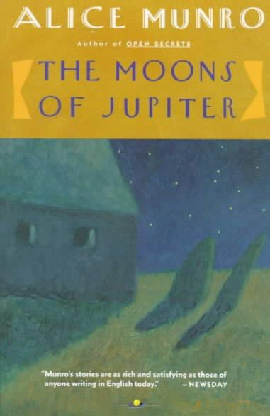 Moons of Jupiter: Stories (Vintage Contemporaries)