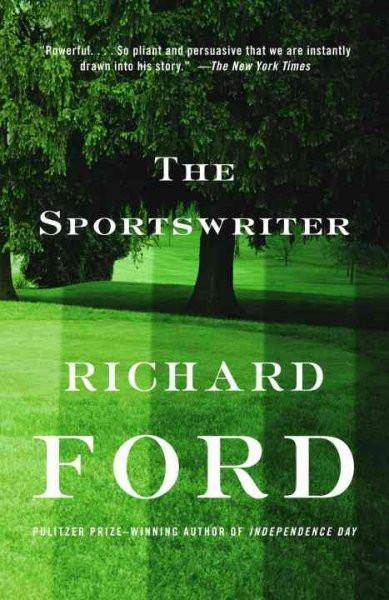 The Sportswriter (Vintage Contemporaries)