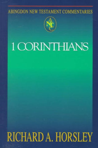 1 Corinthians (Abingdon New Testament Commentaries)